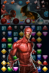 daredevil marvel puzzle quest
