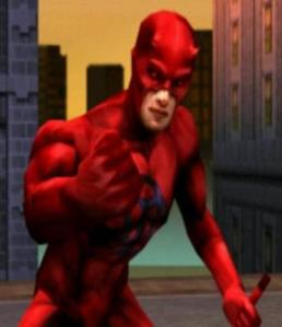 daredevil spider-man 2000