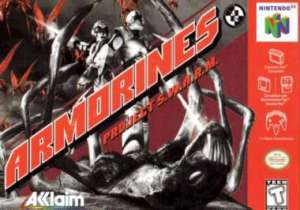 armorines cover