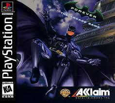 batman forever psone cover