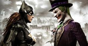 batgirl vs joker