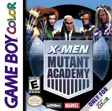 mutant academy gbc cover