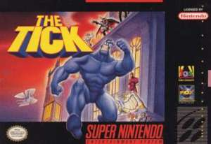 the tick snes