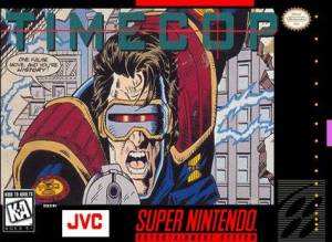 timecop snes cover