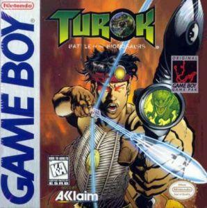 turok gb cover