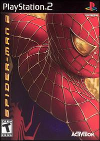 spider-man 2 cover