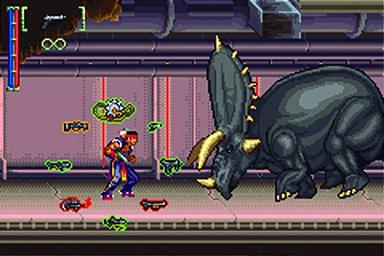 REVIEW: TUROK: EVOLUTION (GAME BOY ADVANCE) | Comic Gamers