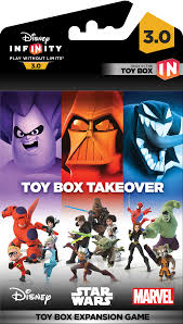 toy box takeover box