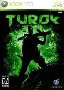 turok 360 cover