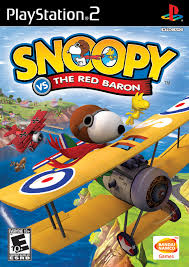 snoopy vs. the red baron cover