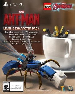 ant-man level pack