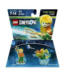 aquaman fun pack