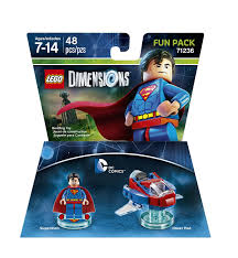 superman fun pack