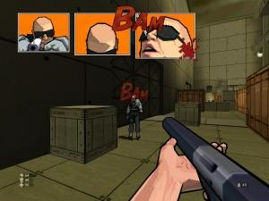 XIII shooting