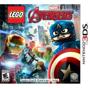 lego avengers 3ds cover