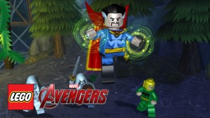 lego avengers doc strange