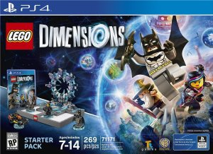 ps4 lego dimensions cover