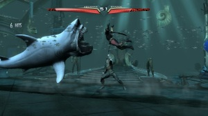 injustice ultimate move aquaman