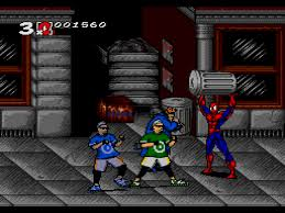 maximum carnage screen shot