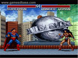 superman wonder woman task foce