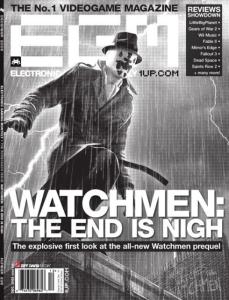 watchmen egm cover
