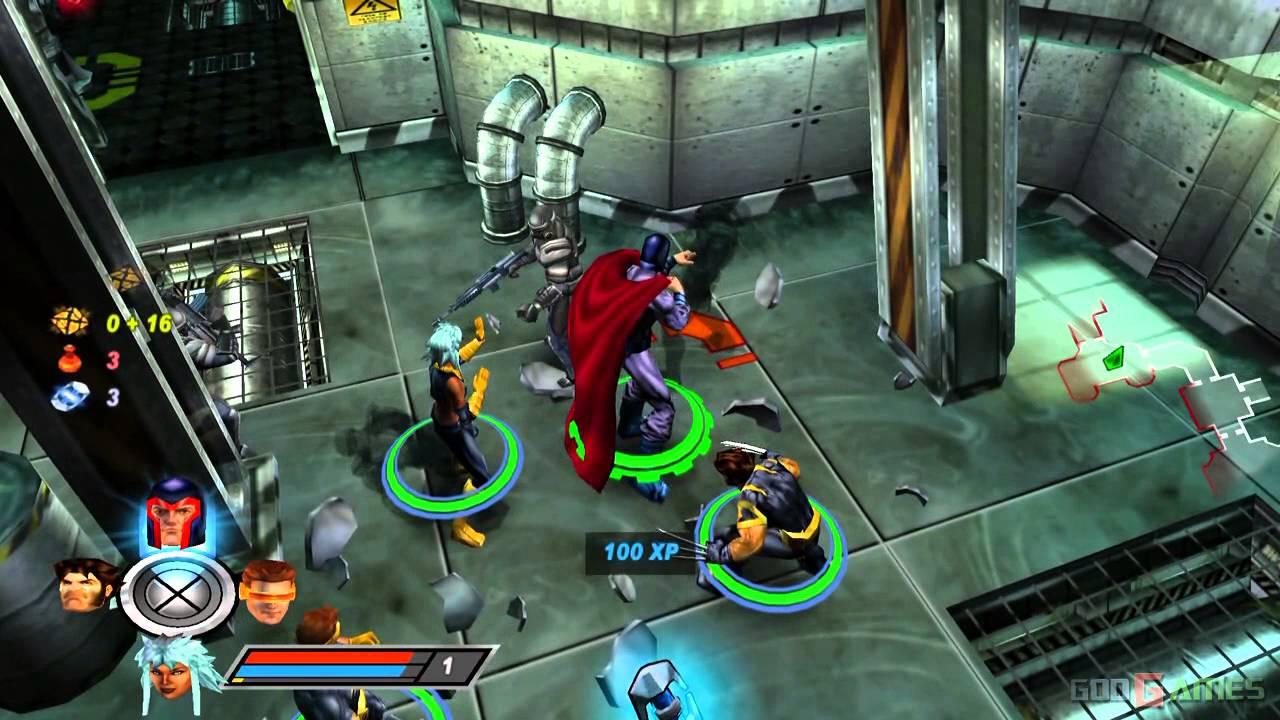 Image result for x-men legends 2 reviews