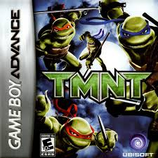 Tmnt At The Movies Week Part 3 Tmnt 2007 Game Boy Advance