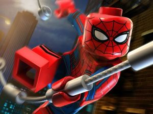 SPIDER-MAN LEGO MARVEL