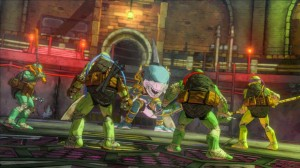 tmnt brothers boss