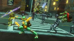 tmnt street fight