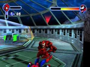 spider-man 2000 carnage