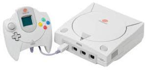 dreamcast console