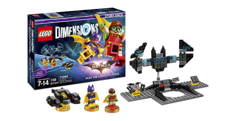 REVIEW: LEGO DIMENSIONS THE LEGO BATMAN MOVIE STORY PACK (PS4 ...