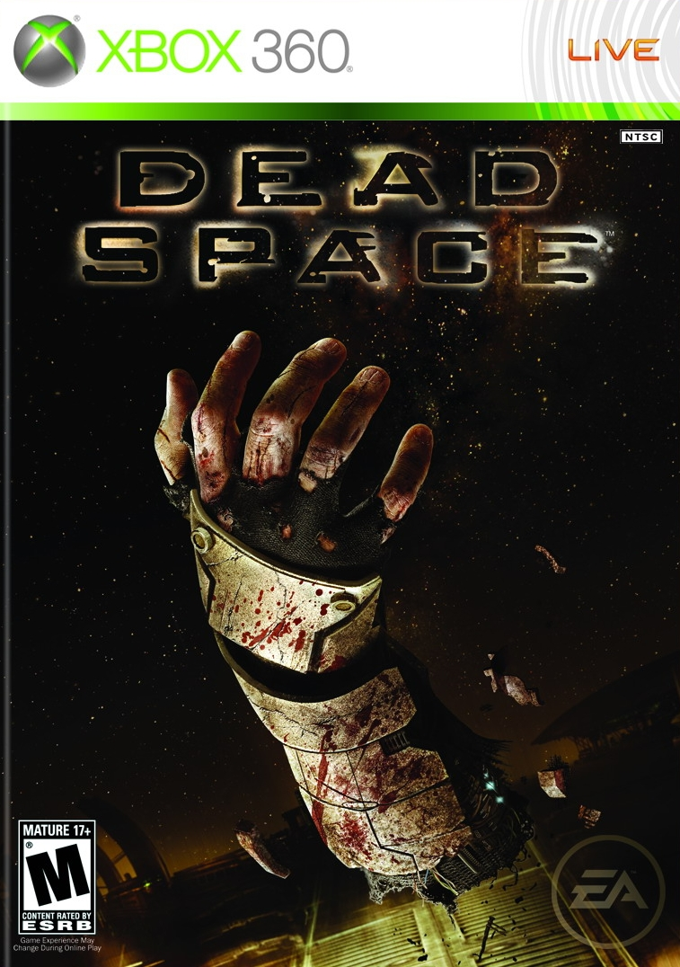 dead space xbox 360 cover - Halloween Xbox 360