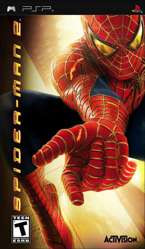 psp superhero games