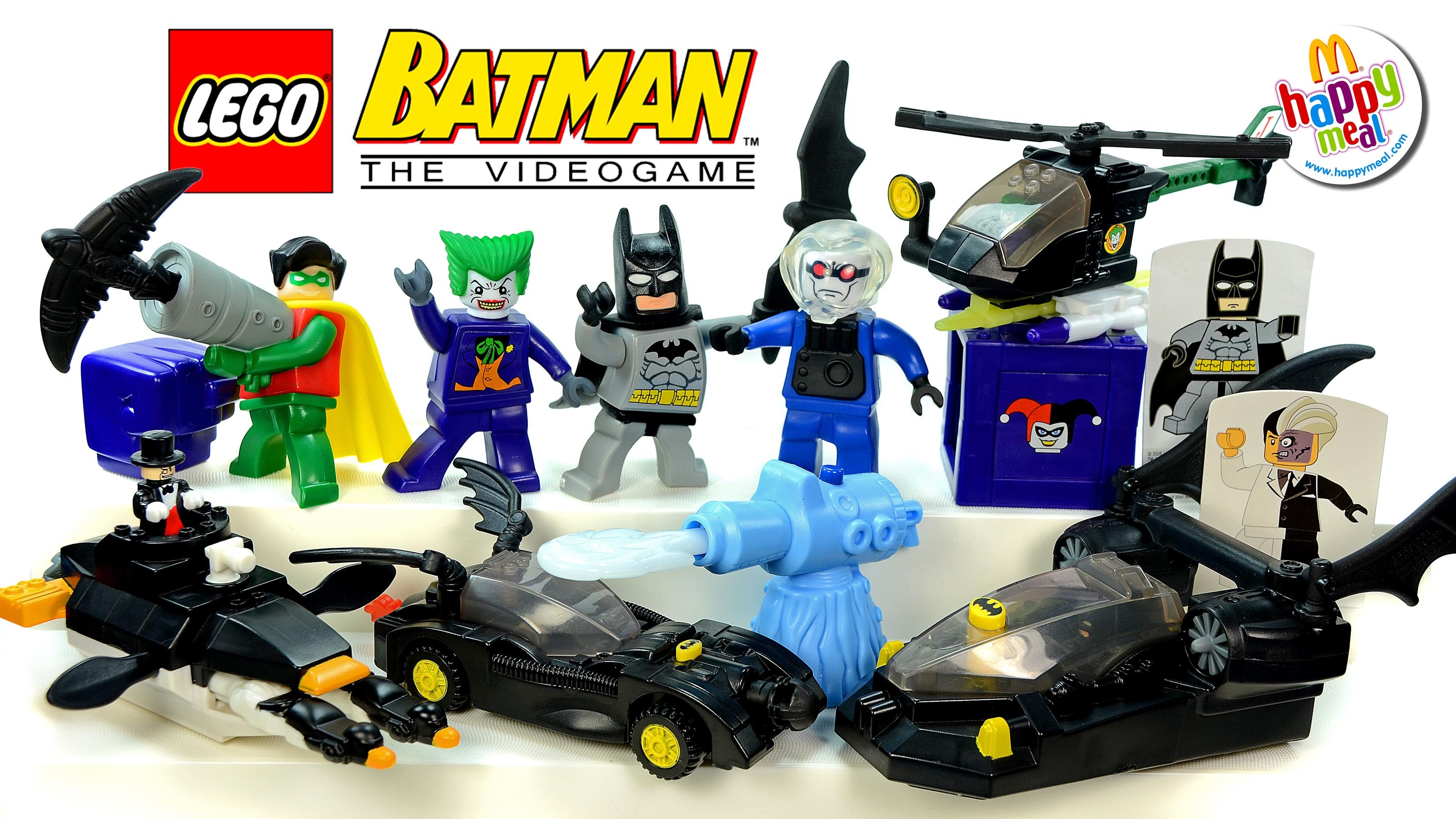 Lego Batman Toys : A christmas time fun look at toys based on comic book