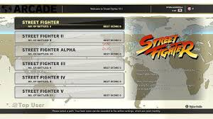 Street Fighter V Arcade Edition Provides An Excellent Template